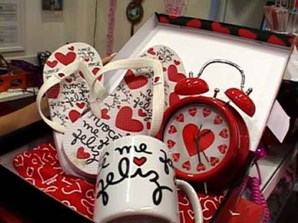 Presentes decorativos criativos 013