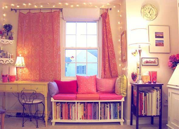 Decorar o quarto com luzes 006