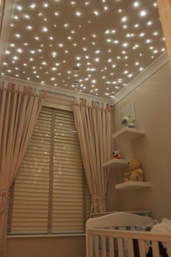 Decorar o quarto com luzes 011