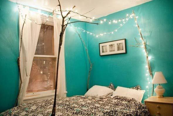 Decorar o quarto com luzes 015