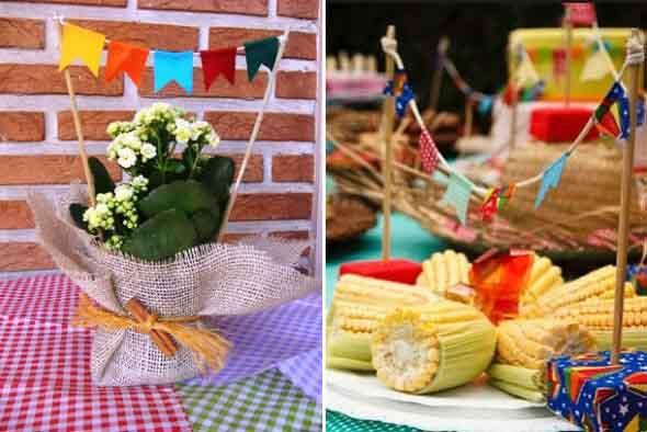 Decoração para festa junina no sítio 016