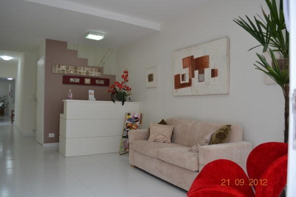 Decoração para sala de espera de clínica odontológica 012