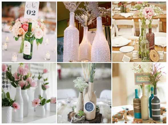Inspire-se com ideias DIY para decoração de casamento 008