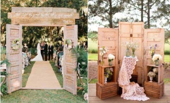 Inspire-se com ideias DIY para decoração de casamento 011
