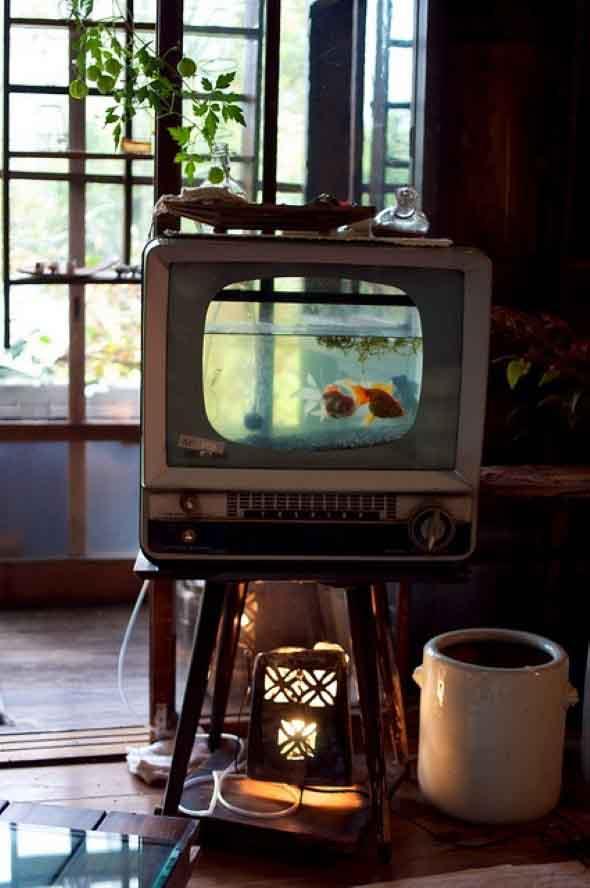 O que fazer com a televisão velha 003
