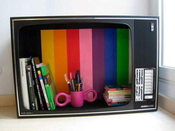 O que fazer com a televisão velha 007