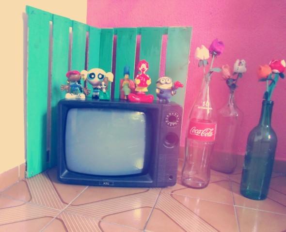 O que fazer com a televisão velha 012