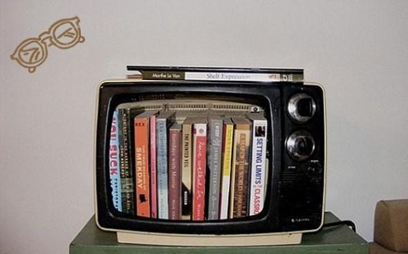 O que fazer com a televisão velha 014