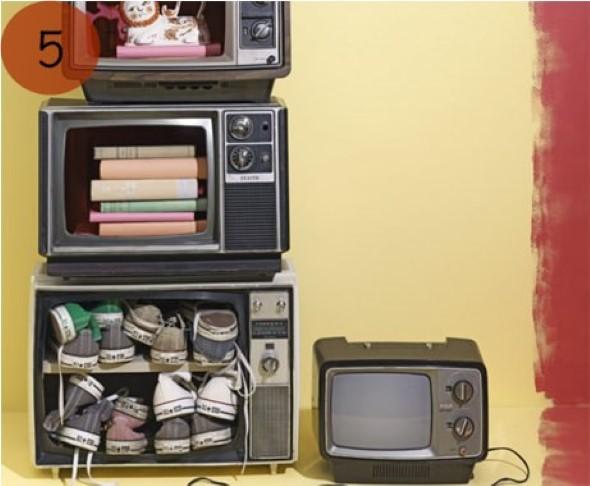 O que fazer com a televisão velha 015