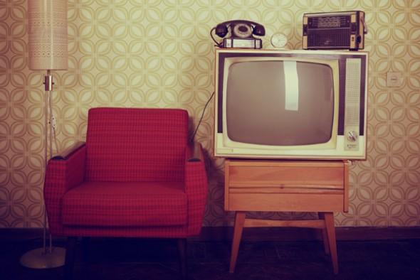O que fazer com a televisão velha 016