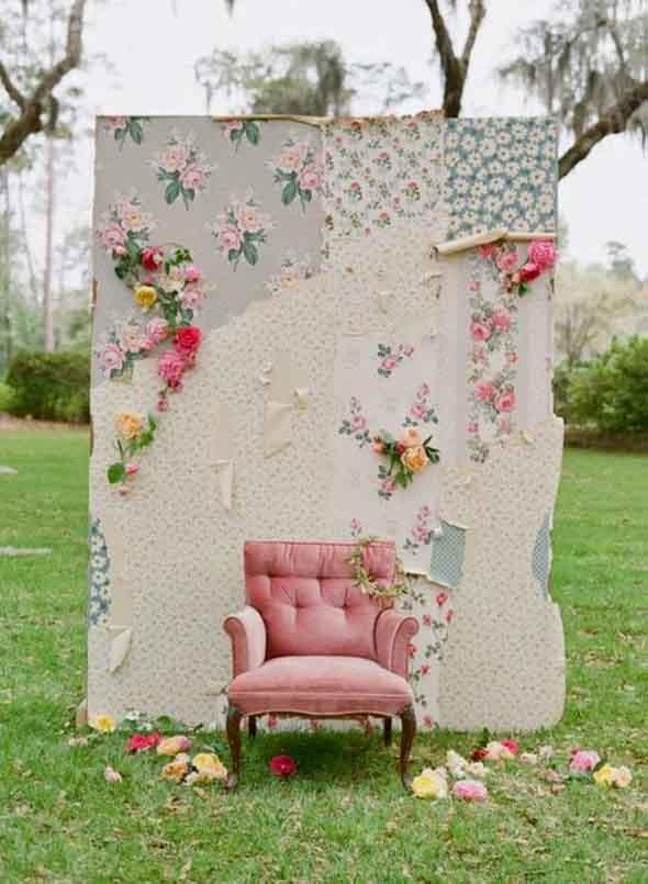 Painéis que podem ser feitos no casamento 001