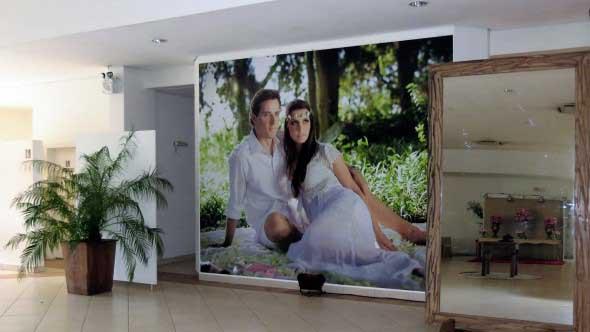 Painéis que podem ser feitos no casamento 013