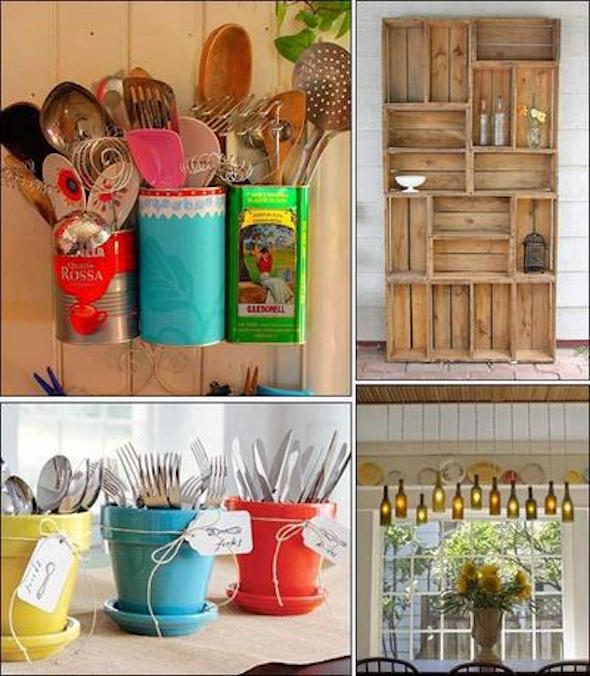 decorar com reciclagem 2