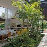 Como ter um jardim na sala de estar 001