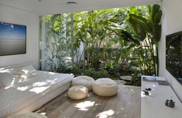 Como ter um jardim na sala de estar 006