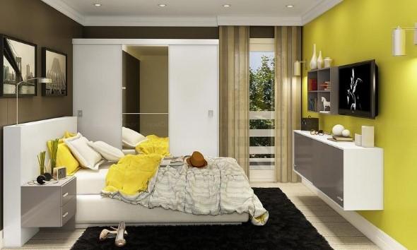 Decoração para o quarto do casal 012