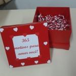 Caixinha surpresa decorada para o Dia dos Namorados 001