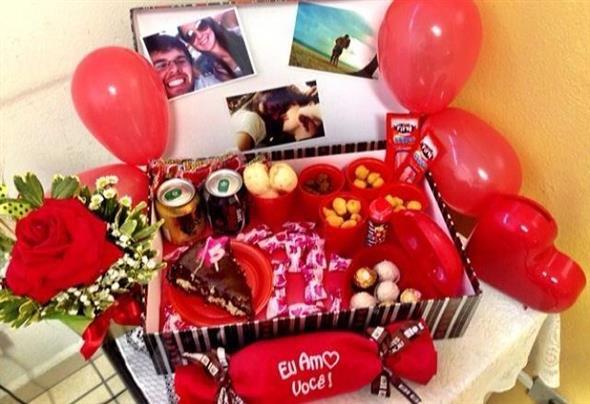 Caixinha surpresa decorada para o Dia dos Namorados 012
