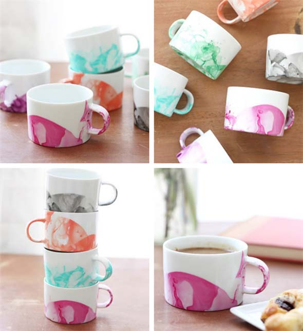Customizar objetos com esmalte 004