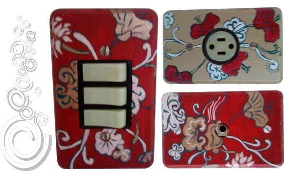 Customizar objetos com esmalte 008