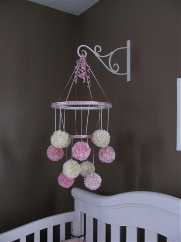 Faça o seu móbile decorativo para o quarto do bebê 006
