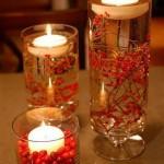 Porta velas artesanais 001