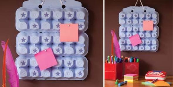 7 Artesanatos com Caixa de Ovos para Decoração + tutoriais