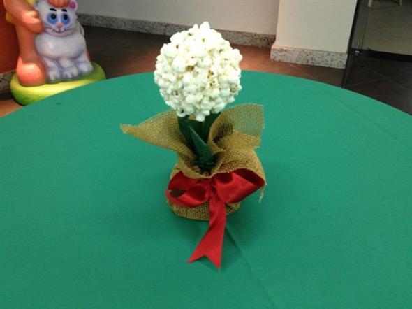 Vasos decorativos para mesa de festa 010