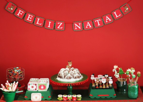 Decoracao Festa De Natal 012