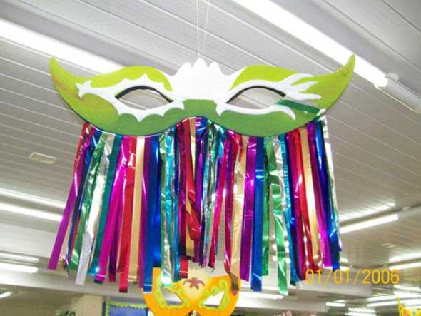 decorar lojas para carnaval 012 -> Decoração De Loja Carnaval