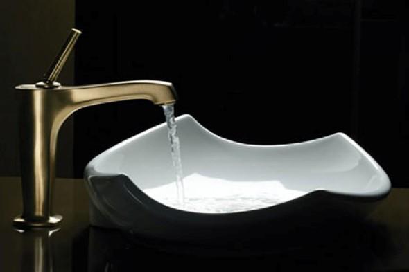 Modelos de cubas modernas para banheiro 005