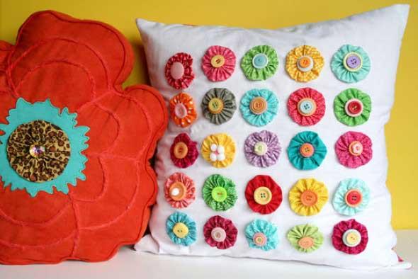 Botões de roupa na decoração 013