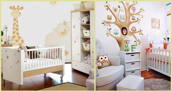decoração para o quarto do bebê 003
