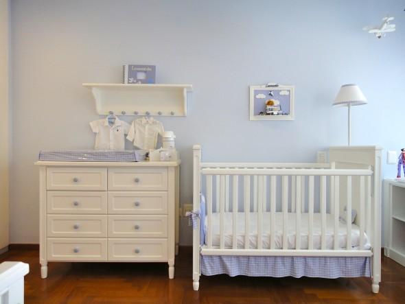 decoração para o quarto do bebê 006