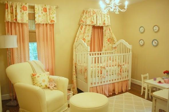 decoração para o quarto do bebê 008