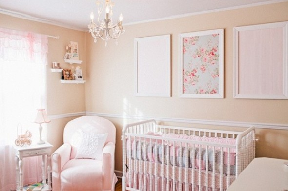 decoração para o quarto do bebê 012