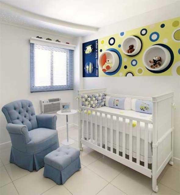 decoração para o quarto do bebê 015