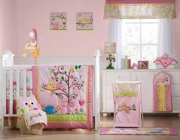 decoração para o quarto do bebê 017