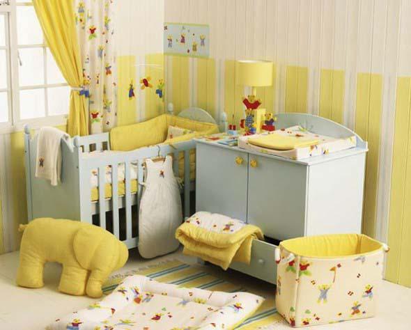 decoração para o quarto do bebê 018