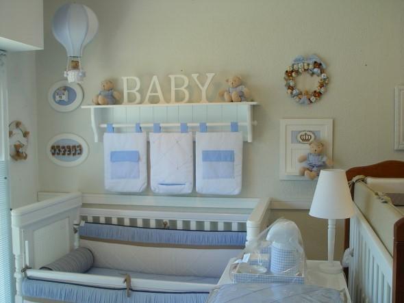 decoração para o quarto do bebê 019