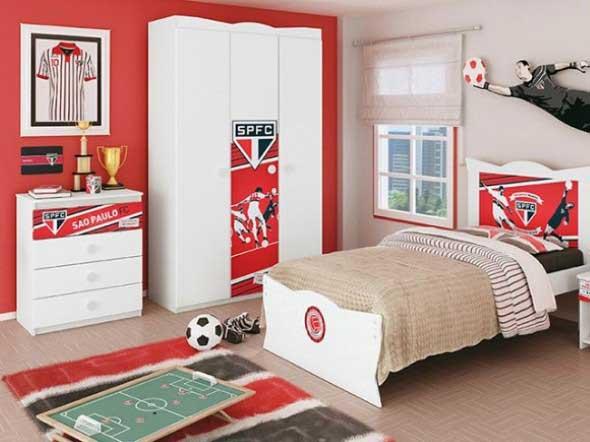 Decorando o quarto com bandeiras 002
