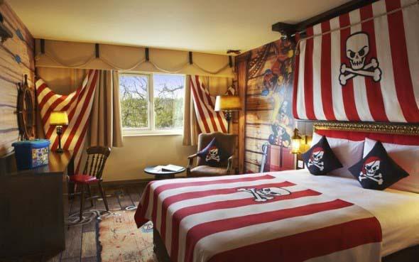 Decorando o quarto com bandeiras 005