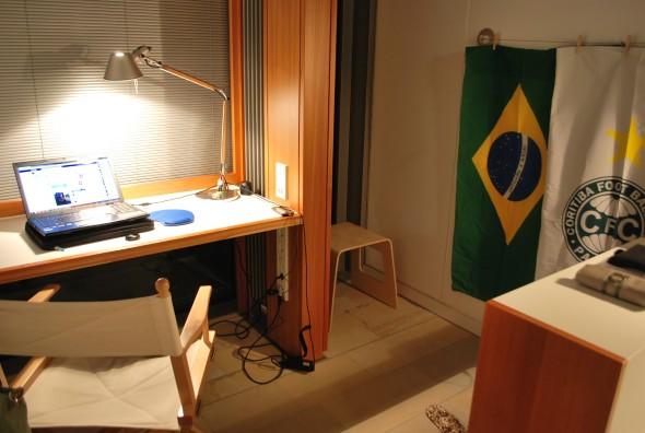 Decorando o quarto com bandeiras 011