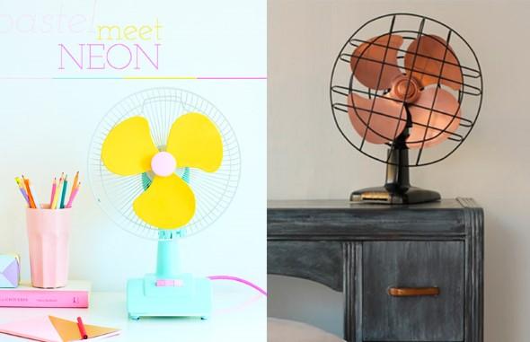 DIY - Como pintar o ventilador em casa 002