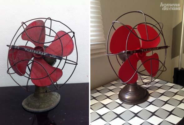 DIY - Como pintar o ventilador em casa 006