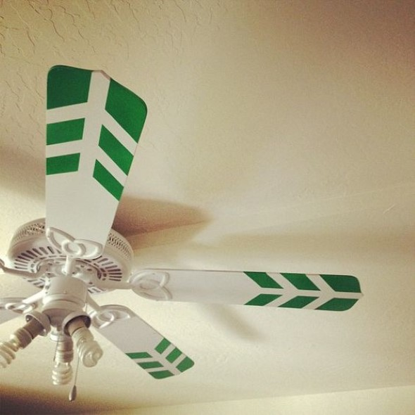 DIY - Como pintar o ventilador em casa 008