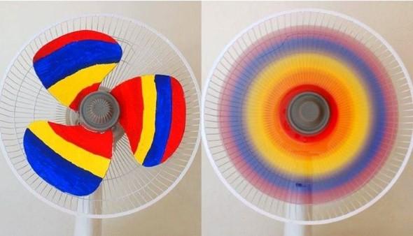 DIY - Como pintar o ventilador em casa 012