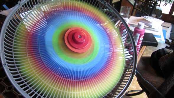 DIY - Como pintar o ventilador em casa 013