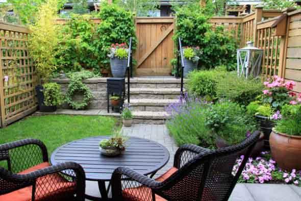 Decorar o quintal de forma charmosa 004