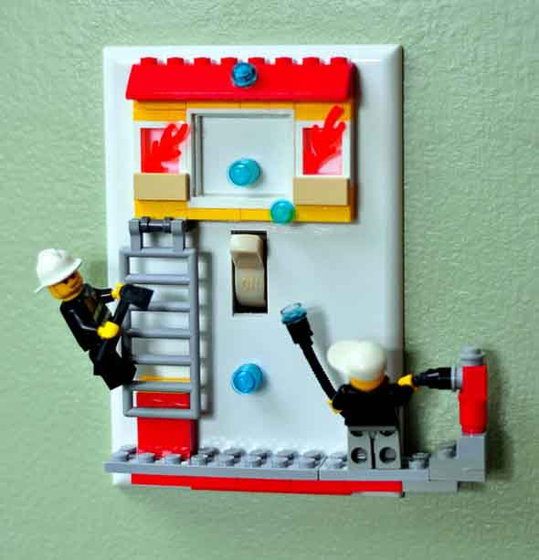 Decore sua casa com brinquedos de montar 009